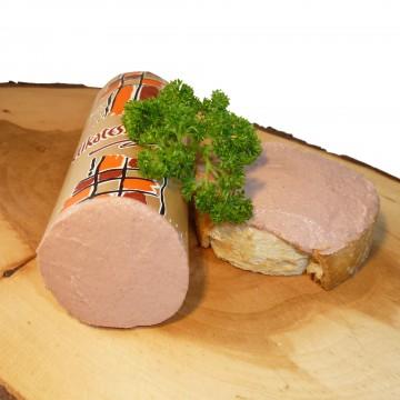 Puten Leberwurst fein