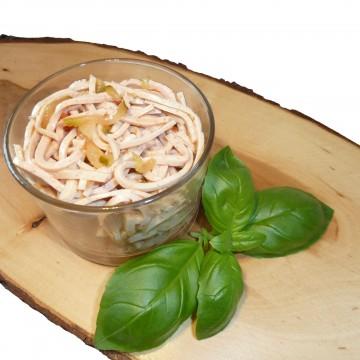 Wurstsalat (Essig/Öl)