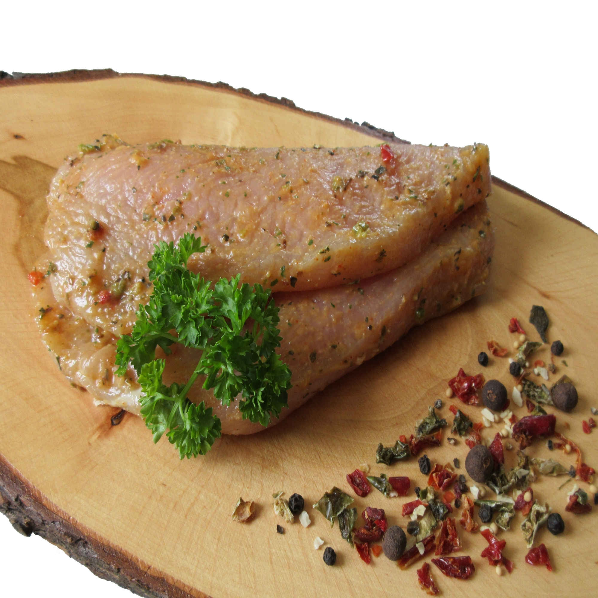Putenbruststeak Sommertraum