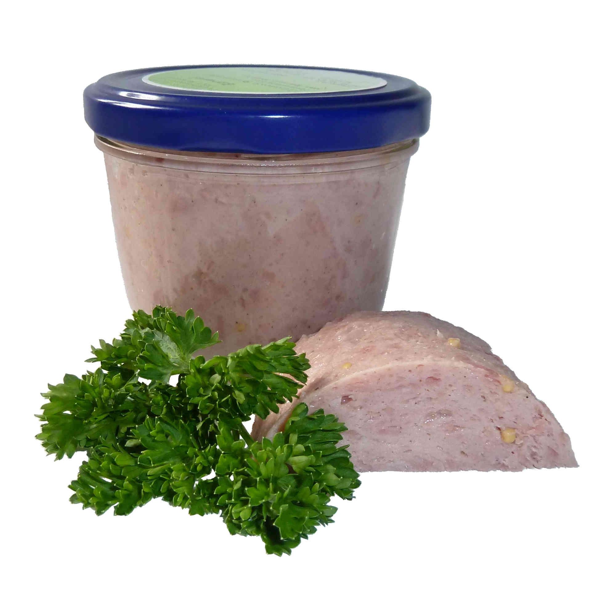Bierwurst (Glas)