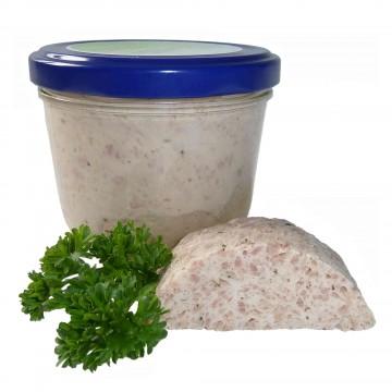 Bratwurst grob (Glas)