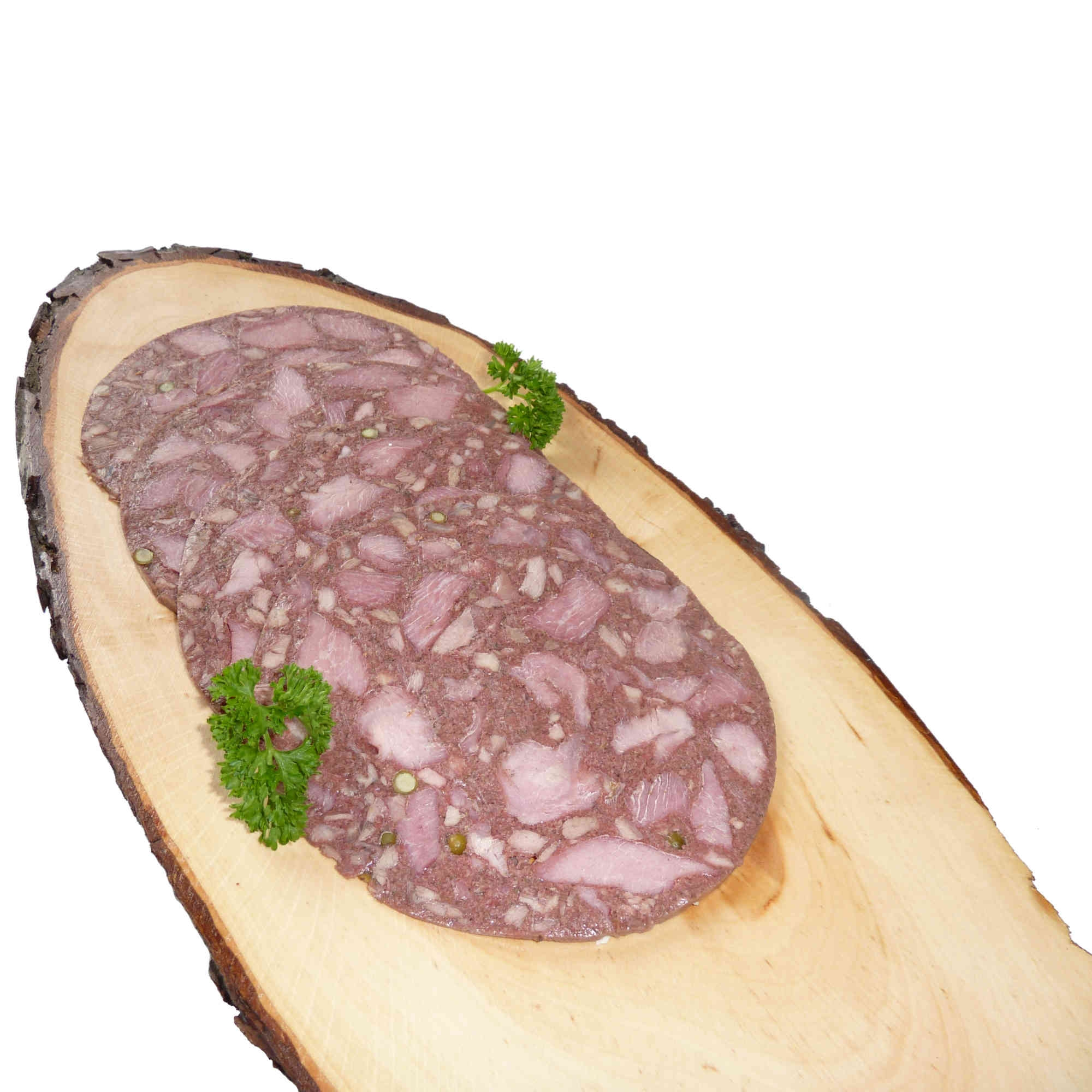 Puten Rotwurst