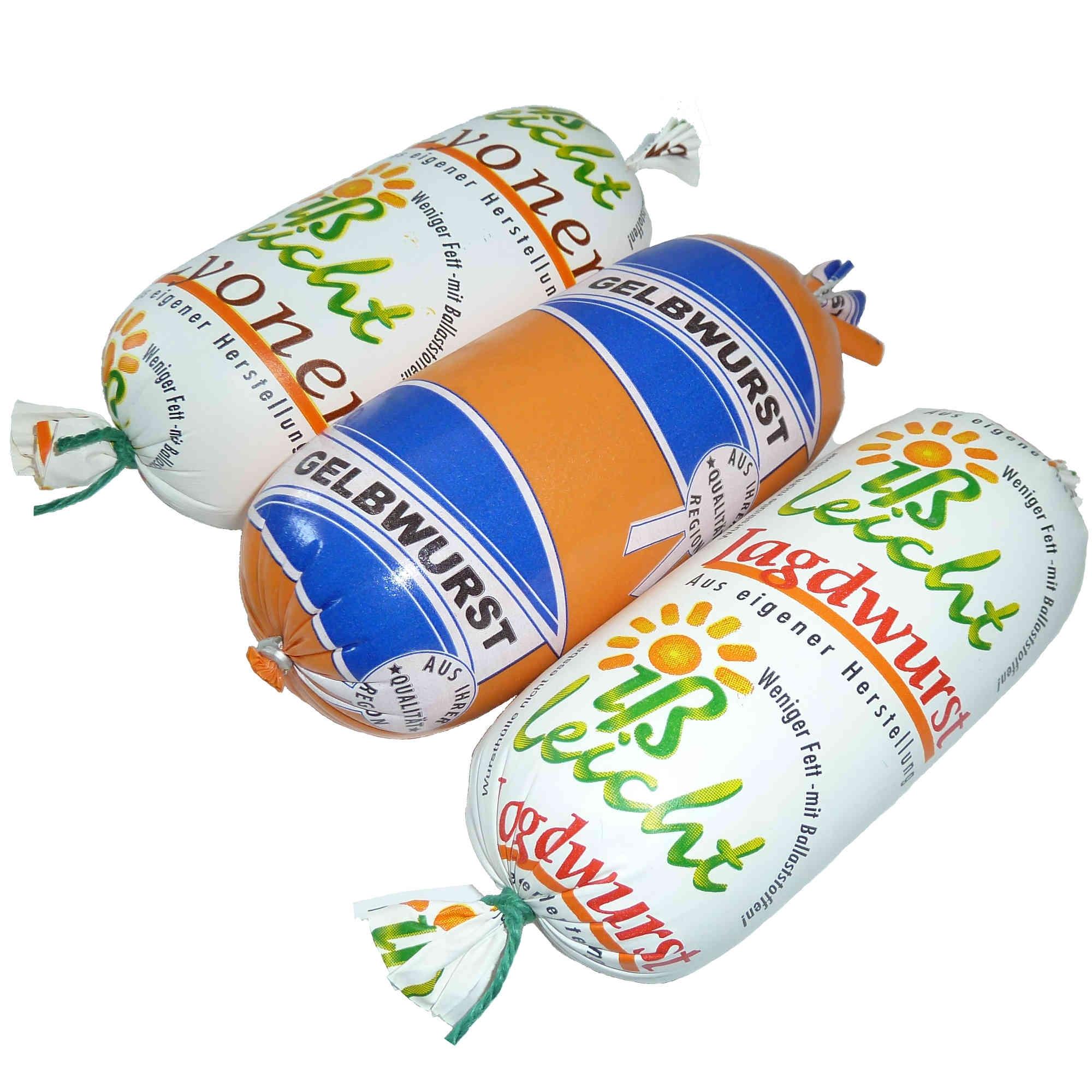 Gelbwurst (Allergikerwurst)