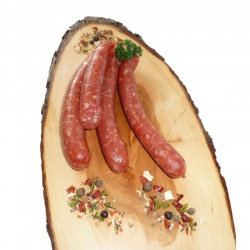 Puten Paprikawurst mild