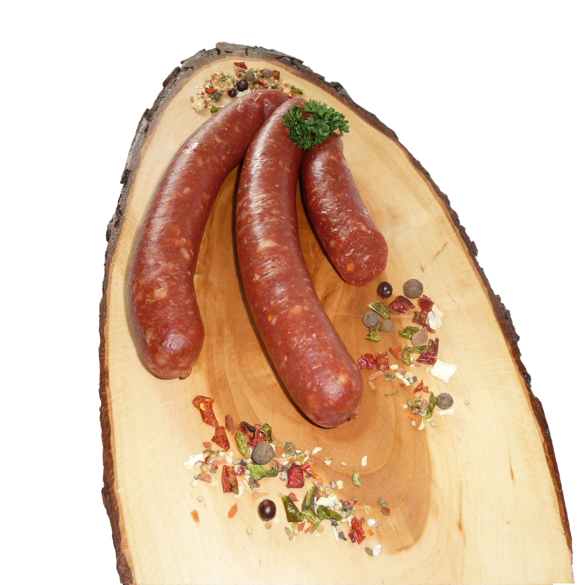 Puten Paprikawurst pikant