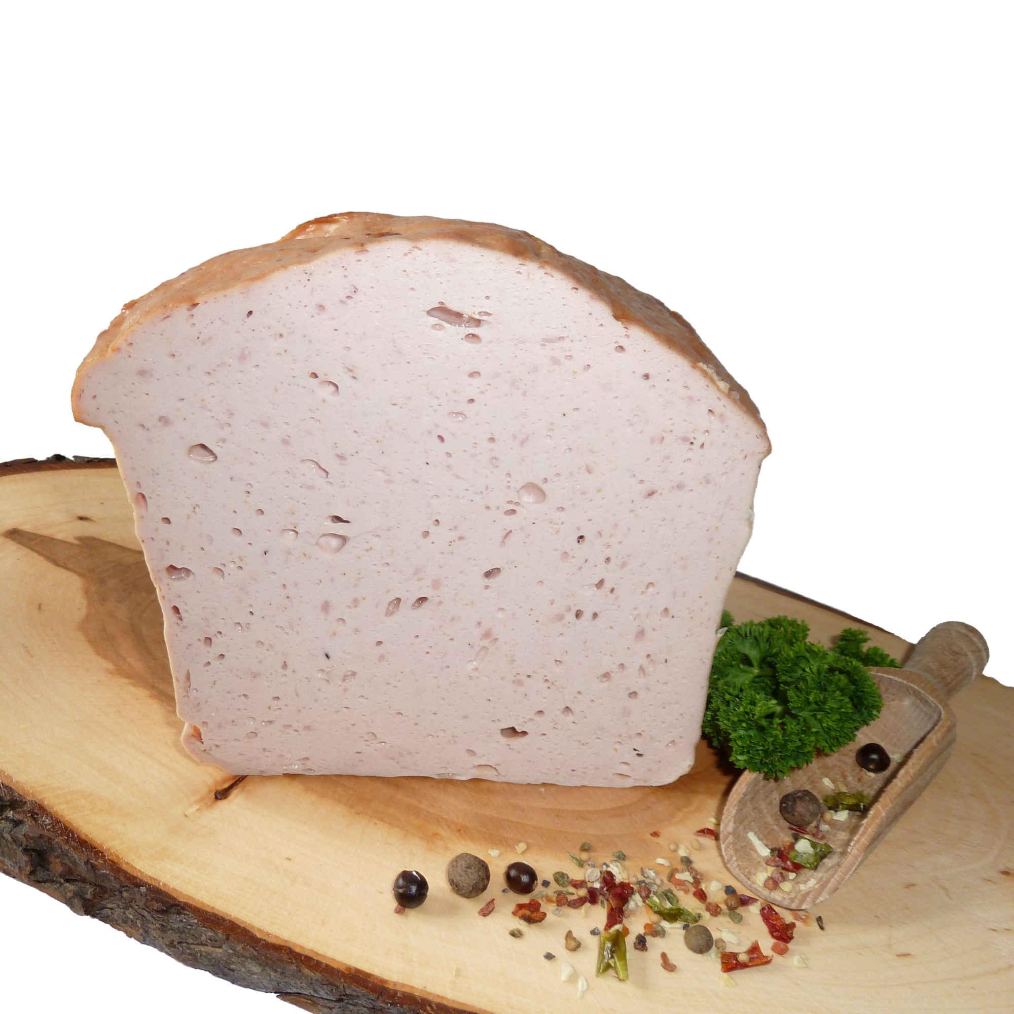 Fleischkäse (Allergikerwurst)