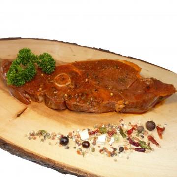Puten Holzfäller Steak