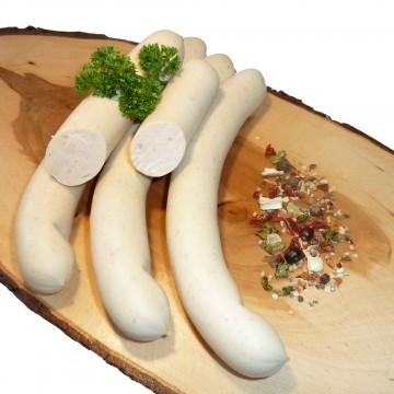 Bratwurst fein (Allergikerwurst)