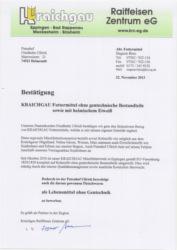 Ohne Gentechnik (Ullrichs Putenhof)